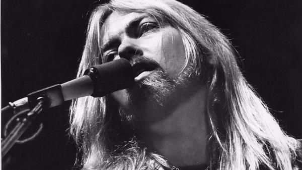 Gregg Allman's Final Album is Due Out in September